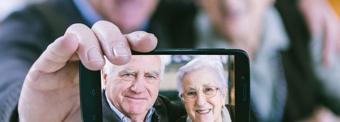 Comparatif de téléphones portables pour seniors
