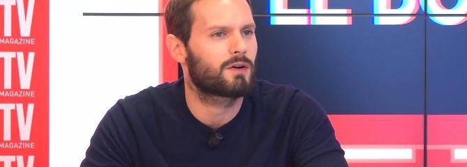 Hugo Becker : «Sur Netflix, je vais jouer dans la première série de science-fiction française»