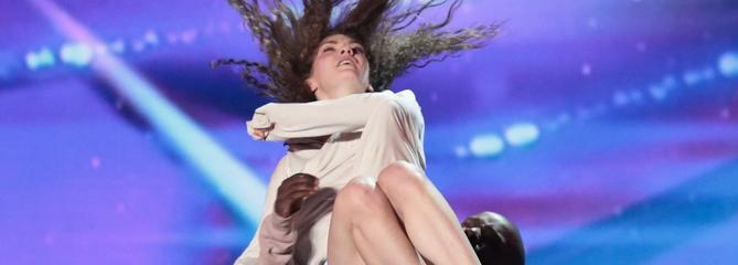 La France a un incroyable talent : un couple danse contre les violences conjugales