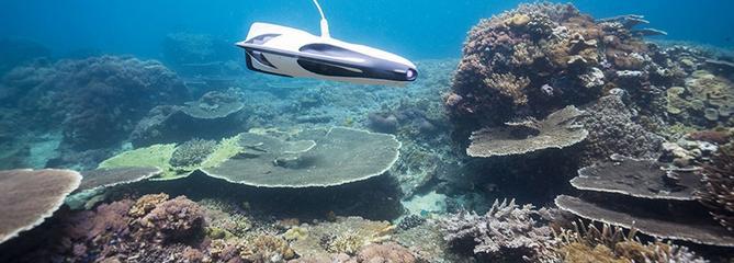 Comparatif drone sous-marin : notre sélection de 3 modèles