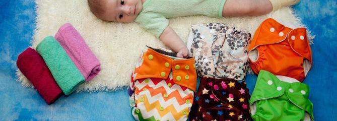 Comparatif couche bébé lavable : notre sélection de 4 modèles