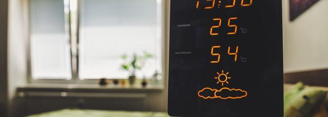 Comparatif thermomètre d'intérieur : notre sélection de 4 modèles