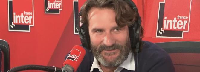 Non, Frédéric Beigbeder n'a pas été viré de France Inter