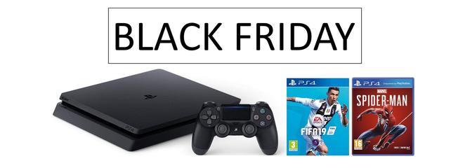 Black Friday 2018 : Meilleurs bons plans PS4, Spider-Man et FIFA 19