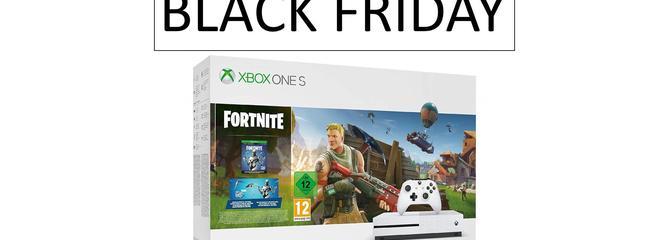 Black Friday 2018 : bons plans console, jeux et manettes Xbox One !