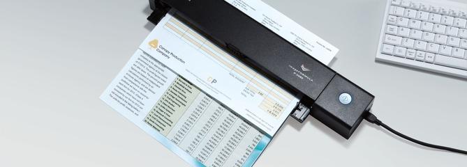 Meilleur scanner portable : notre sélection de 3 modèles