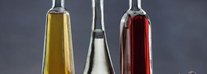 Vinaigre de vin, de riz, de cidre… Quel vinaigre choisir ?
