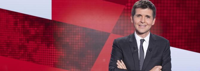 Thomas Sotto (L'Émission politique): «Je n'accepte pas le procès fait à Cyril Hanouna»
