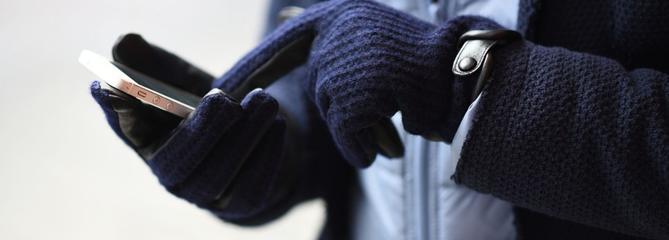 Comparatif des gants tactiles