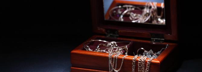 Comparatif coffret à bijoux