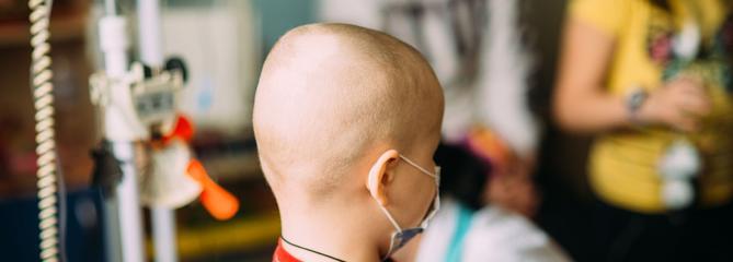 Cancers de l'enfant: il est encore possible de mieux faire