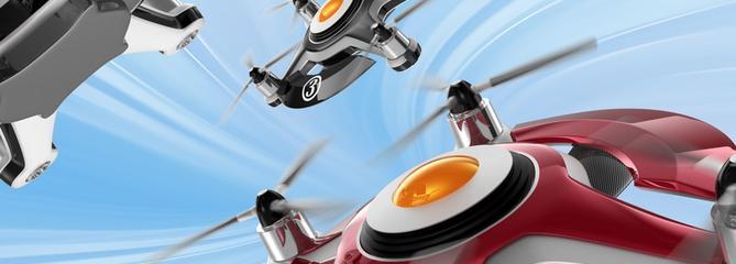 Comparatif racing drone