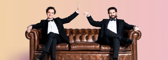 David Marsais et Grégoire Ludig (Le Palmashow): «Les Nuls et les Inconnus sont nos idoles»