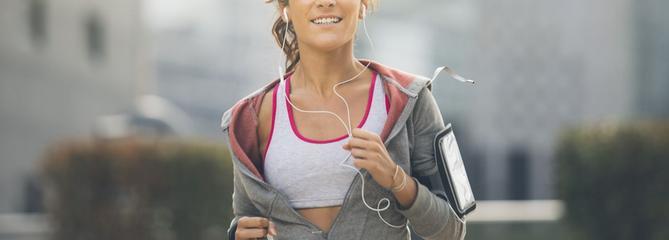 Comparatif écouteurs de sport