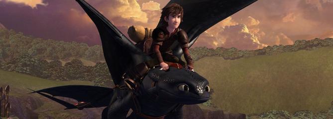 Dragons: la saison 5 arrive sur Gulli