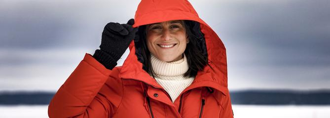 Carolina De Salvo (Faut pas rêver): «Je rêvais de nager sous la glace»