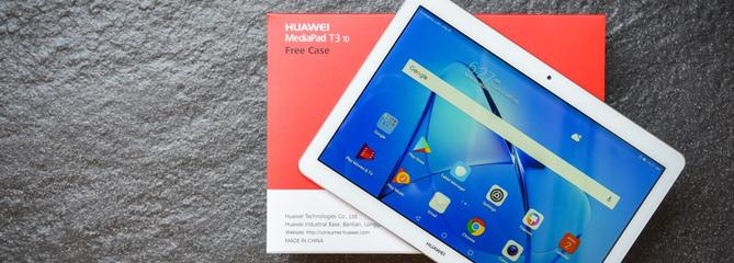 Comparatif tablette Huawei