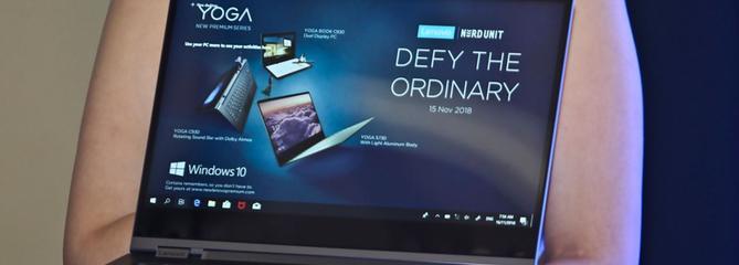 Meilleur PC portable Lenovo