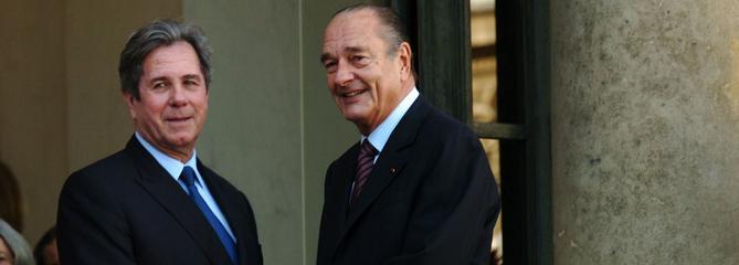 Jean-Louis Debré sur Mon Chirac, son film diffusé sur LCP : «C'est un devoir de fidélité»