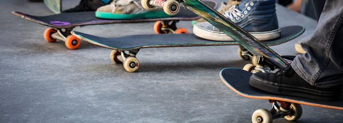 Comparatif skateboard