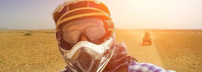 Comment choisir son casque de moto-cross ?