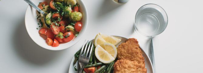 Poissons panés : trop de sel, de sucre et peu de poisson !