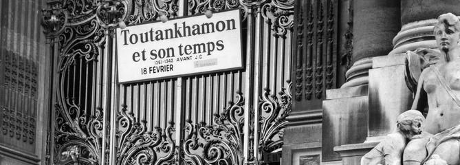Toutankhamon 1967: l'exposition hors norme