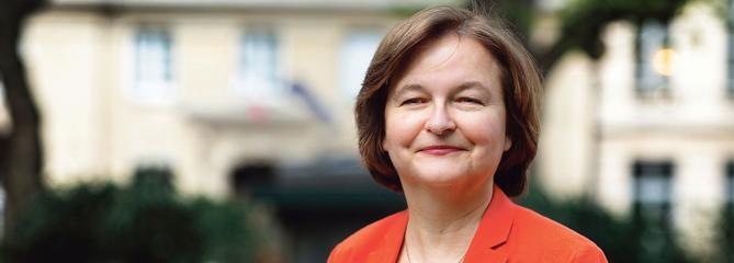 Nathalie Loiseau: «Battre le RN serait la première victoire»