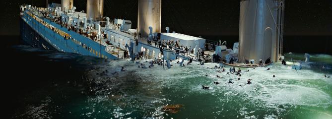 «Du Titanic au transhumanisme, le même sentiment de toute-puissance nous anime»