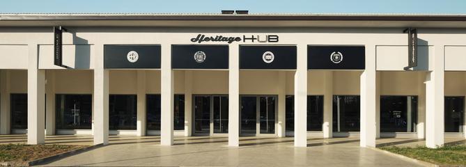 Heritage Hub, le temple du passé italien