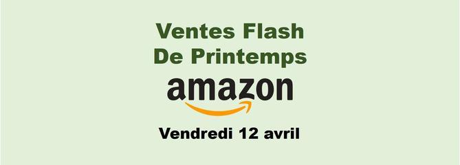 Vendredi 12 avril : Top 7 des bons plans du jour sur Amazon