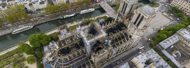 Notre-Dame de Paris: questions sur une restauration