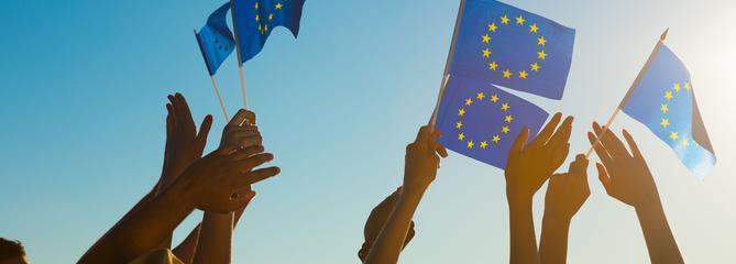 LCP se met aux couleurs de l'Europe