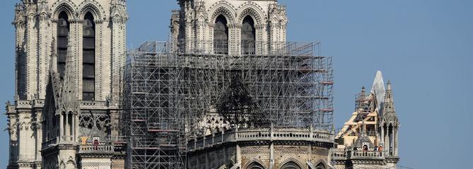 Restauration de Notre-Dame: attention aux arnaques aux dons !