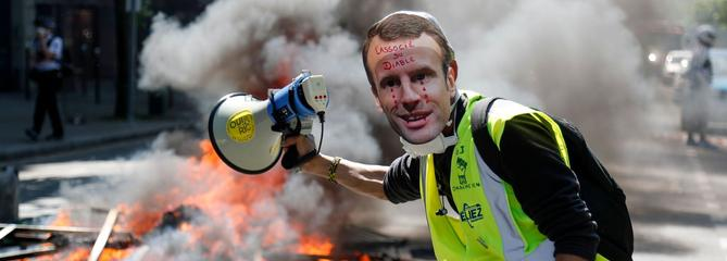 «Gilets jaunes»: le point sur la mobilisation, heurts à Paris