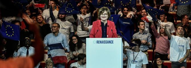 Européennes: LREM et le RN toujours favoris