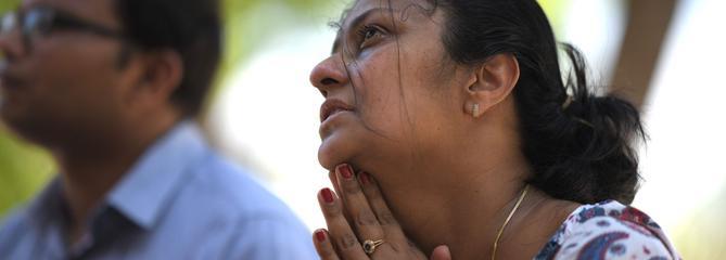 Sri Lanka: le douloureux réveil après les attentats