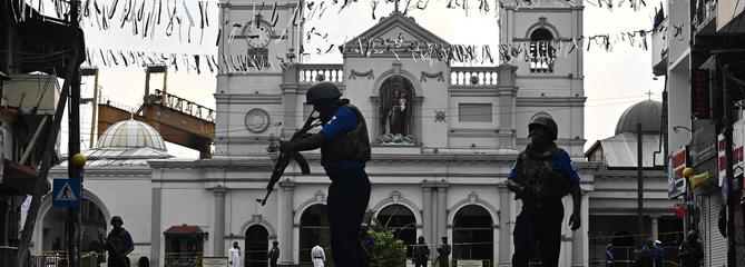 L'État islamique revendique le massacre au Sri Lanka
