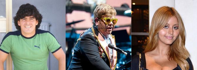 Cannes 2019: Maradona, Elton John, Zahia feront leur cinéma sur la Croisette