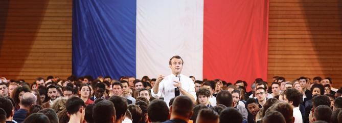 Emmanuel Macron: un rendez-vous crucial avec le pays