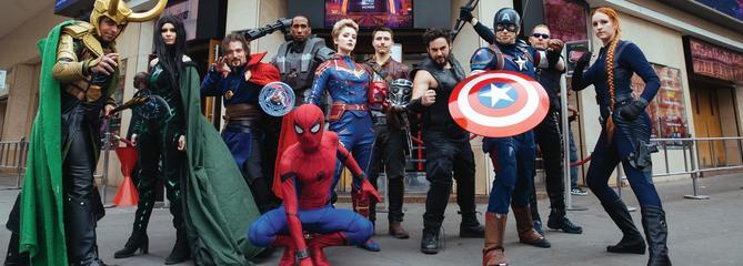 «Tout a mené à cet instant...», le Grand Rex au cœur du phénomène Avengers-Endgame