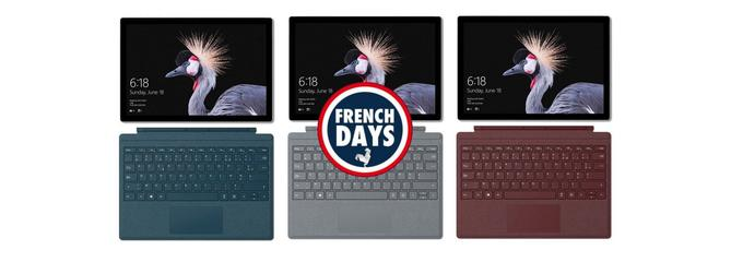 [FRENCH DAYS 2019] Offre exceptionnelle Microsoft Surface pro à -34%