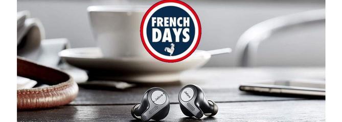 [FRENCH DAYS 2019] Des écouteurs Jabra à prix cassé