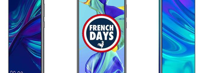 [FRENCH DAYS 2019] Les meilleures offres sur les smartphones et objets connectés Huawei