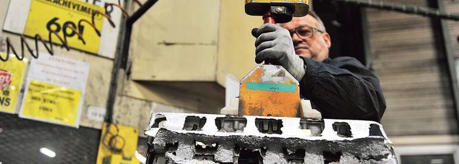 Avec l'aide de Renault, les Fonderies du Poitou vont reprendre leur activité