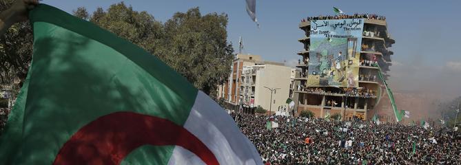 Bordj Bou Arreridj, l'autre capitale de la contestation en Algérie