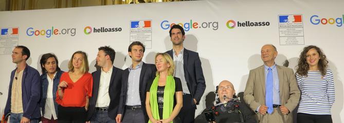 Google alloue 3 millions d'euros à l'inclusion numérique en France