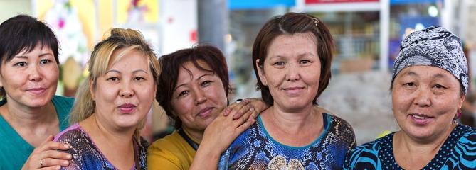 Kazakhstan : une avocate engagée