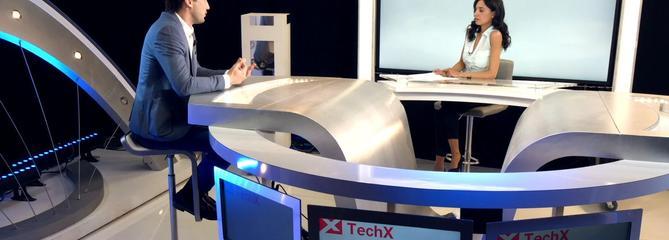 Guillaume Monges, Président de Greenbull Group et Représentant de TechX