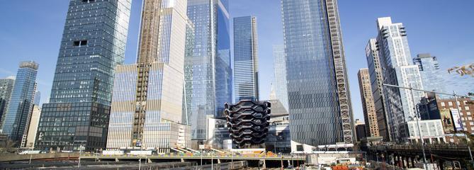 Hudson Yards, bulle de luxe au cœur de New York